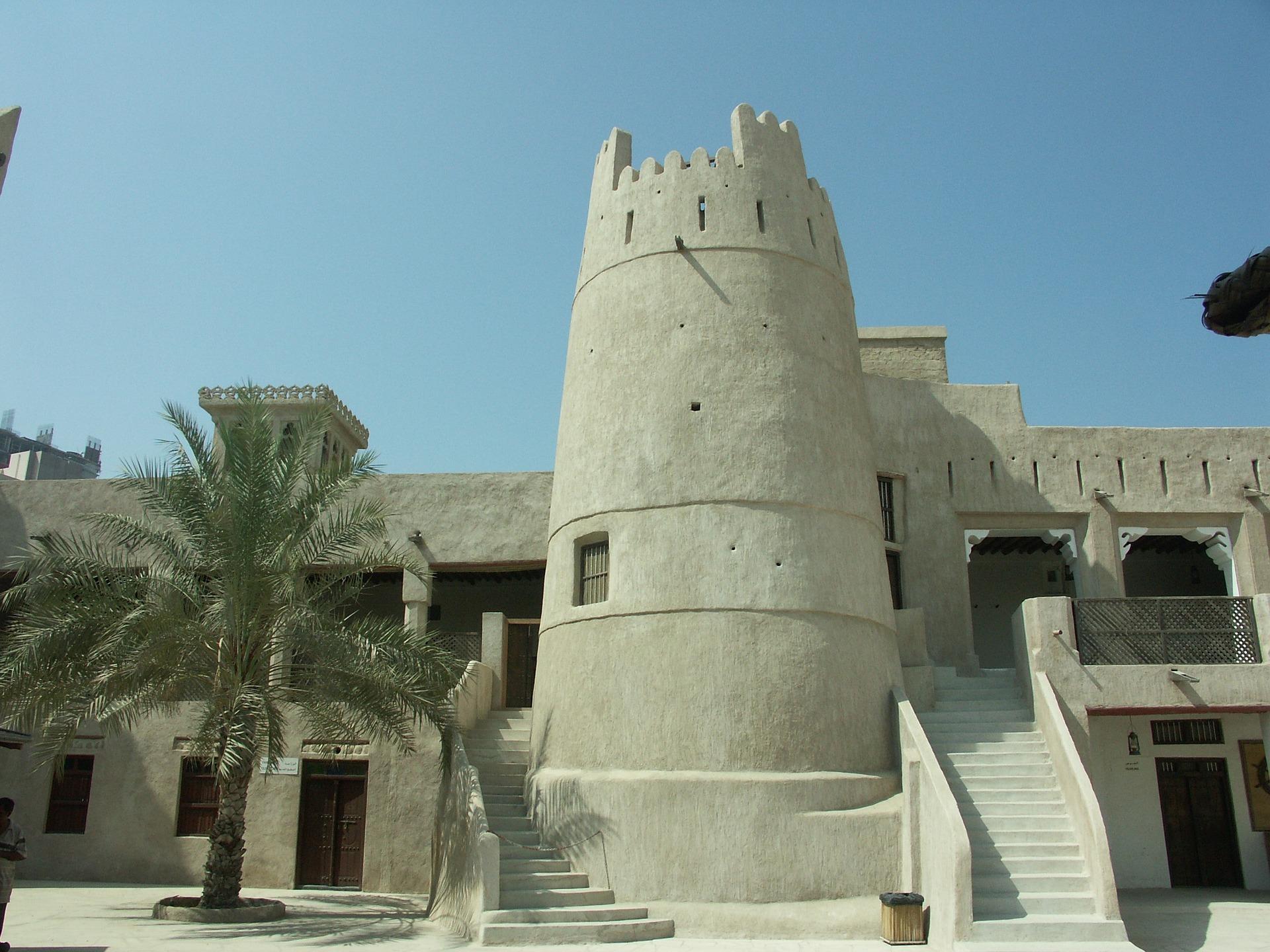 In Sharjah kommt die moderne Stadt & die Kultur richtig klar zur Geltung