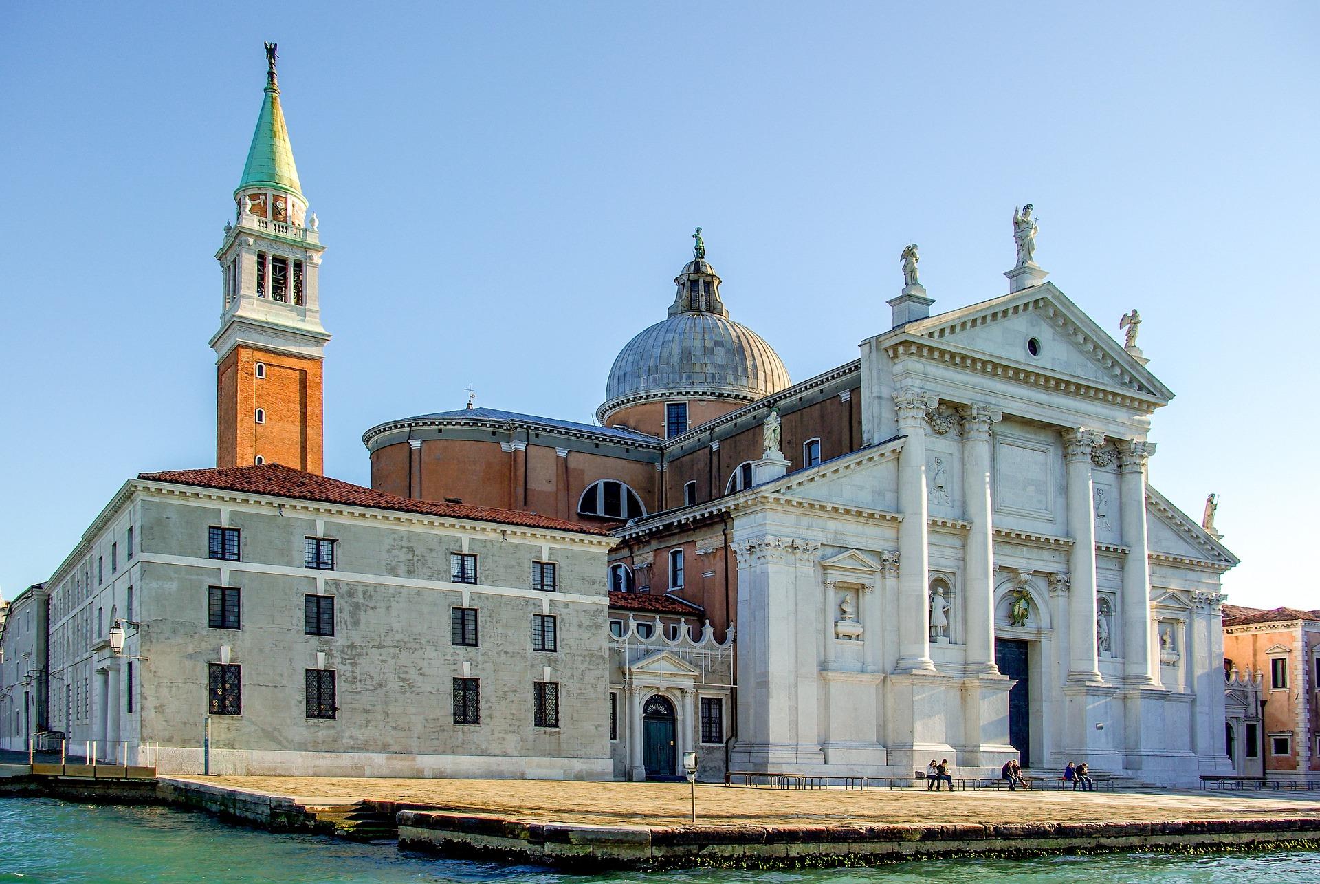 Insel Guidecca die beliebteste Insel Venetiens unter den Einheimischen