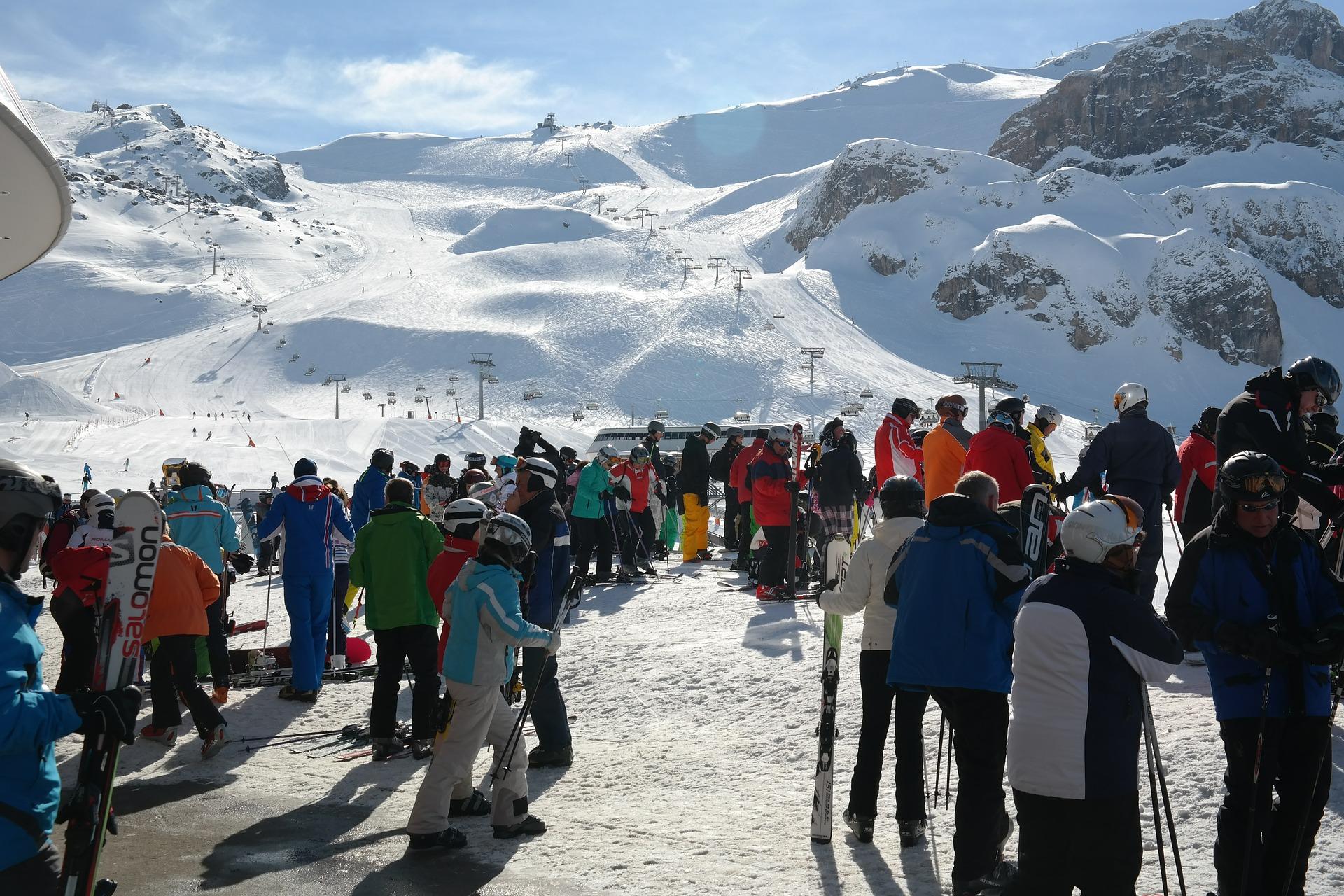 Ischgl schafft es für den Skiurlaub bei uns nur auf Platz 3