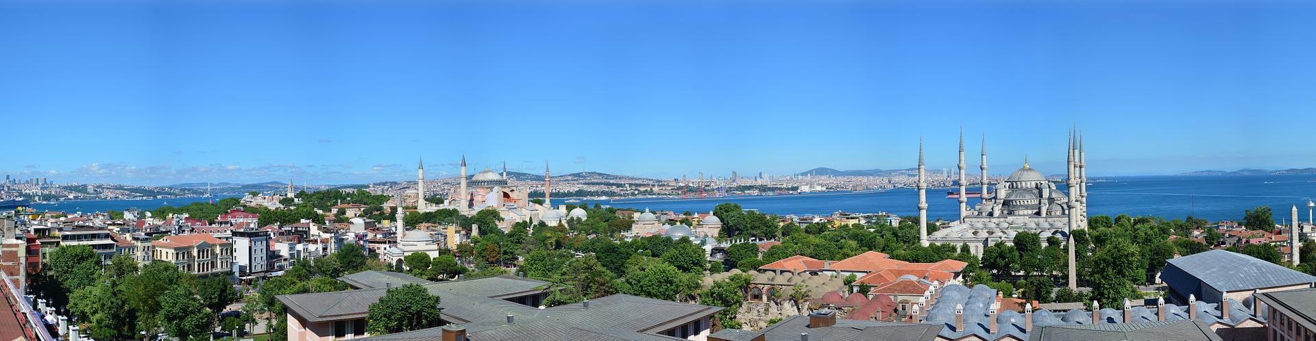 Istanbul Urlaub am Bosporus 5 Tage Türkei ab 165,00€