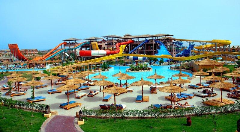 Jazz Aqua Park Resort- Für den perfekten Strandurlaub mit Kids