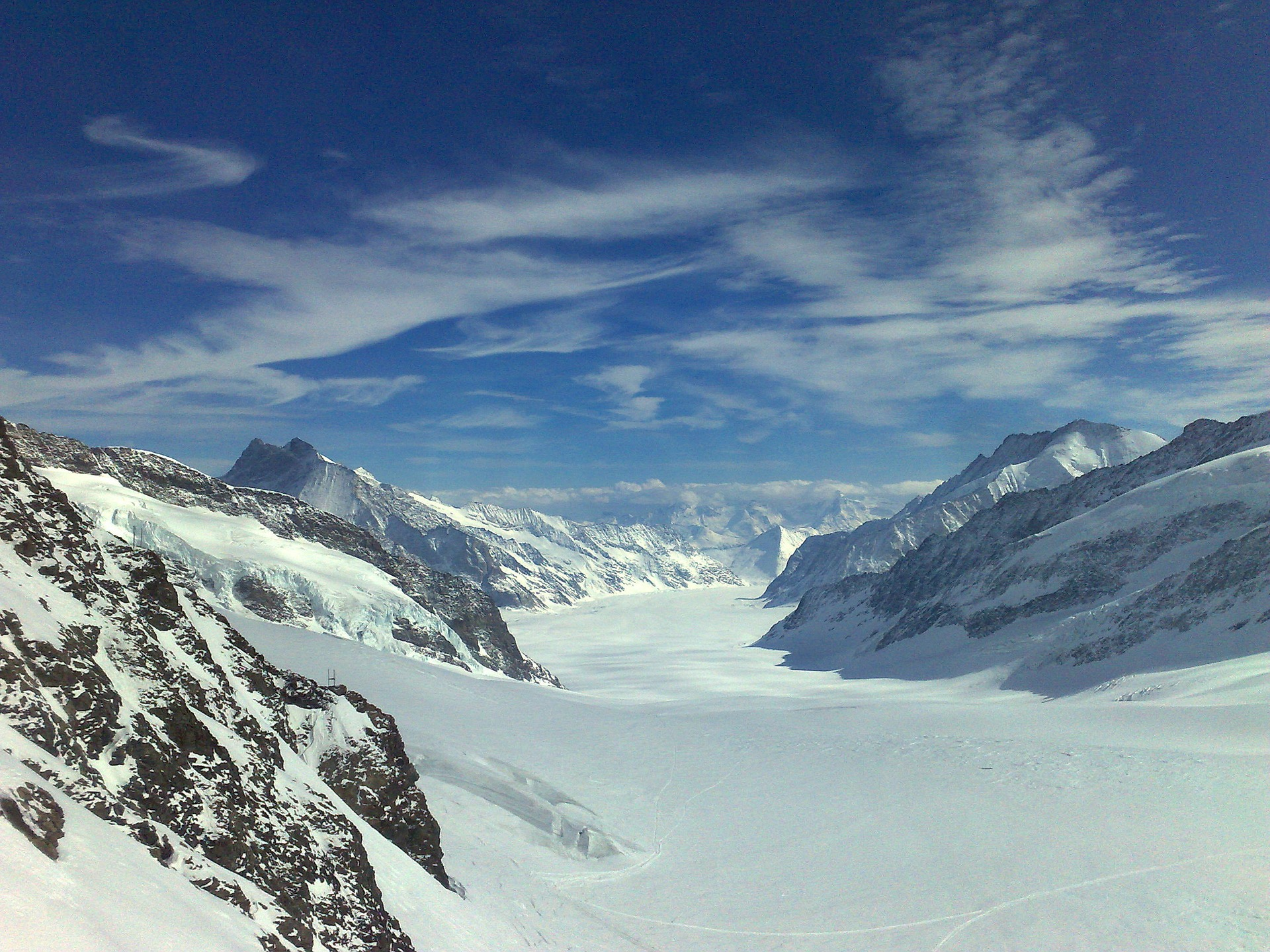 Jungfern Region Schweiz - beliebtes Skigebiet in der Schweiz