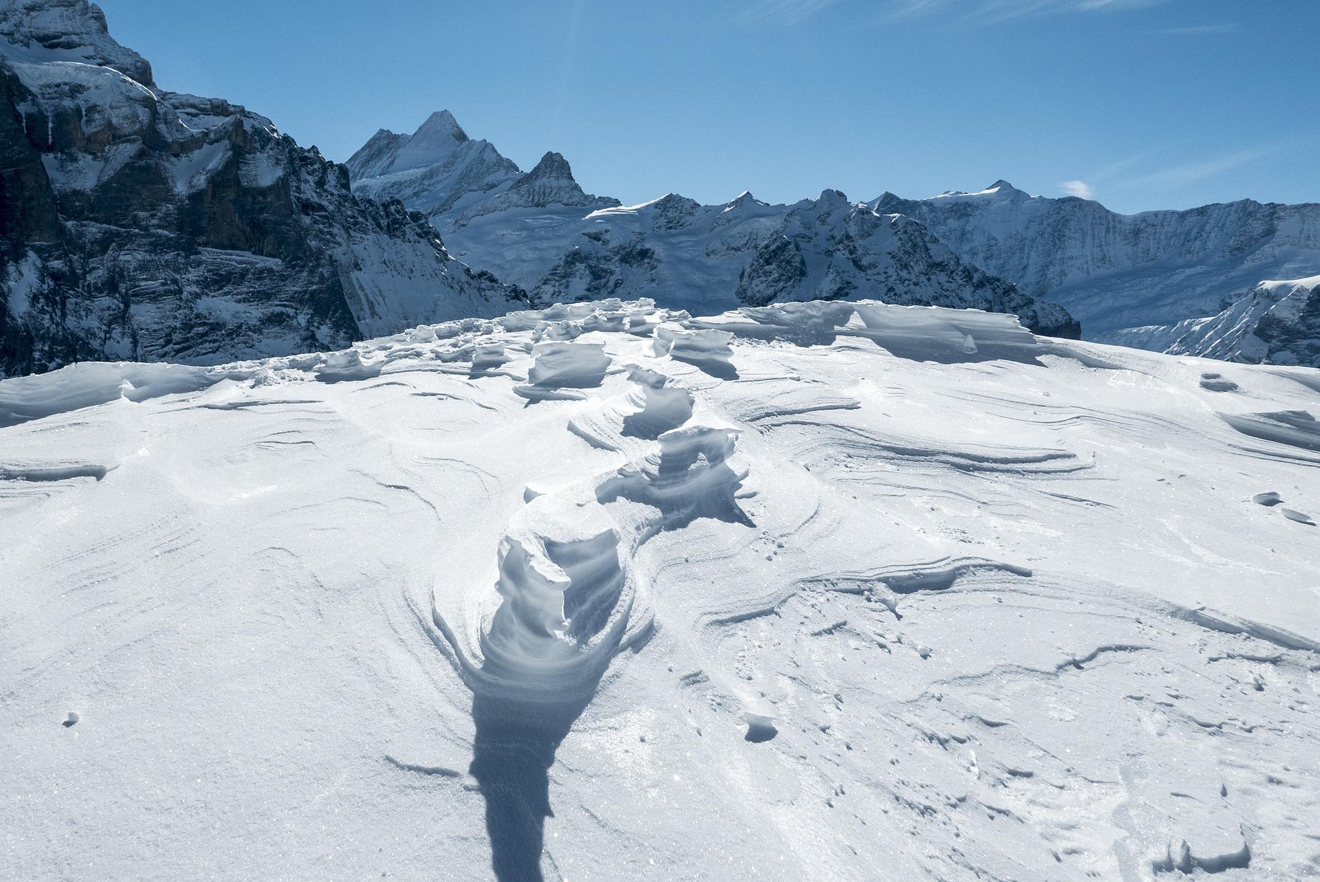 Jungfern Skigebiete Schweiz