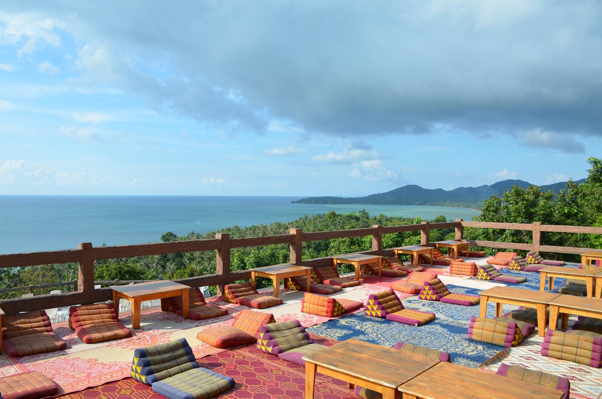 Koh Phangan Bungalow am Ban Tai Beach günsitg ab 7,50€ die Nacht