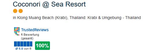 Krabi Resort günstig buchen über JT ( LIDL Touristik )