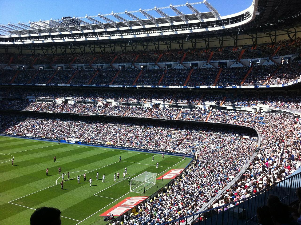 La Liga Real Madrid - alle Tickets findest du günstig hier ab 104,00€