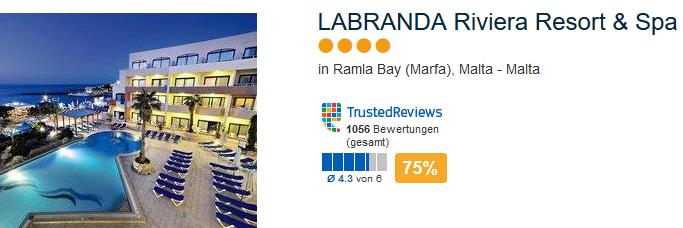 Labranda Riviera Resort & Spa das günstigste Hotel