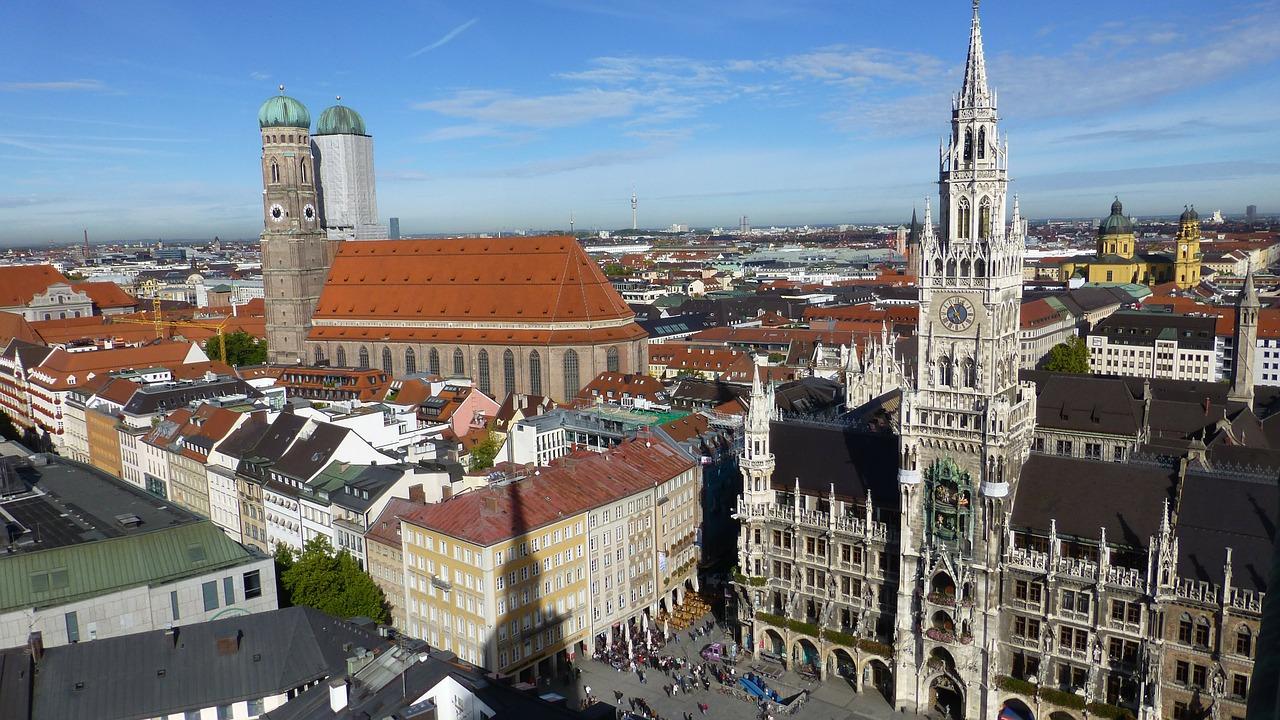 Städtereisen in München mit Therme Erding Kombination