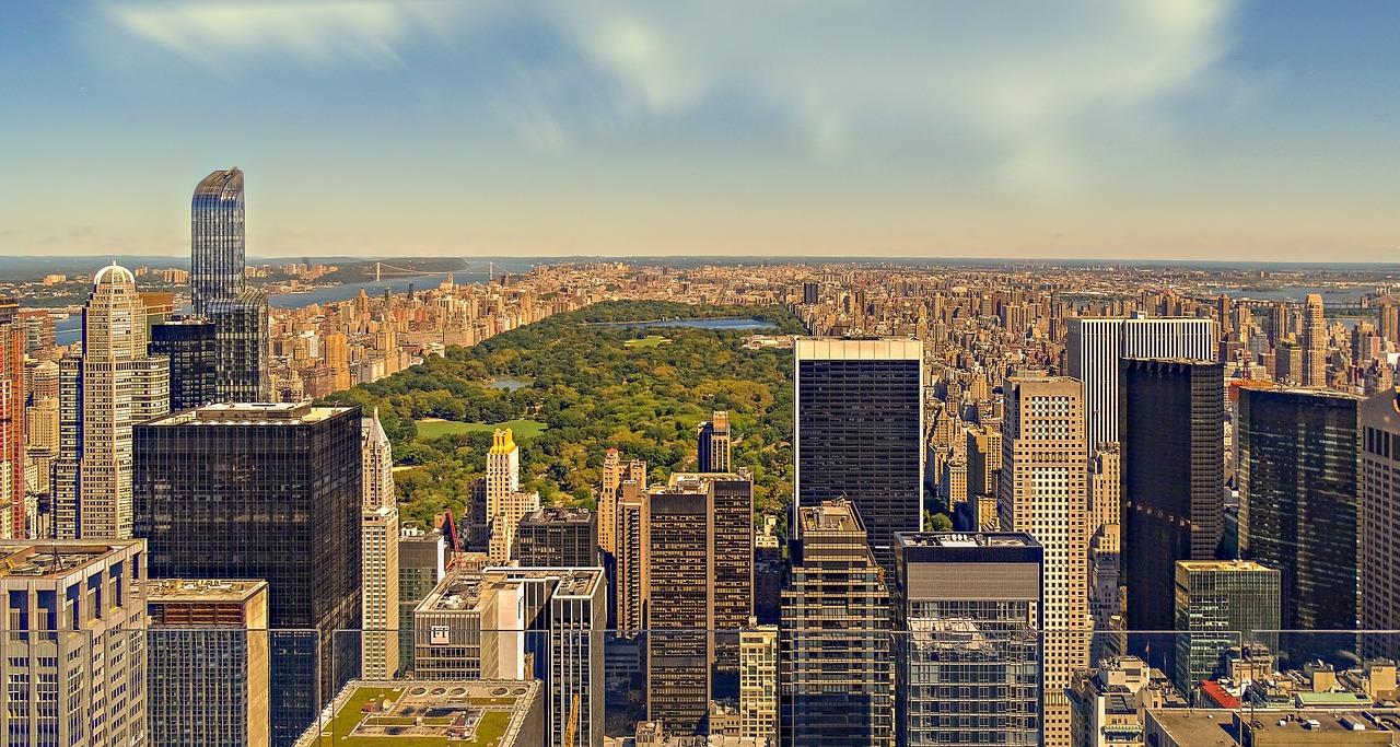 Manhattan der Central Park 8 Tage in New York - das wird der Hammer