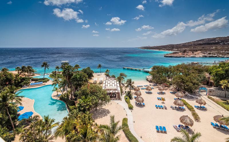 Meine Empfehlung das Hilton Hotel während der Reise auf den holländischen Antillen