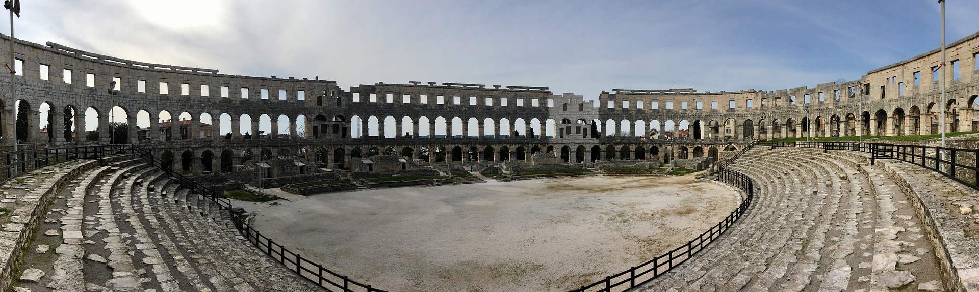Nationalpark Brijuni bei Pula am Amphitheater I Flüge nach Istirien ab 7,99€