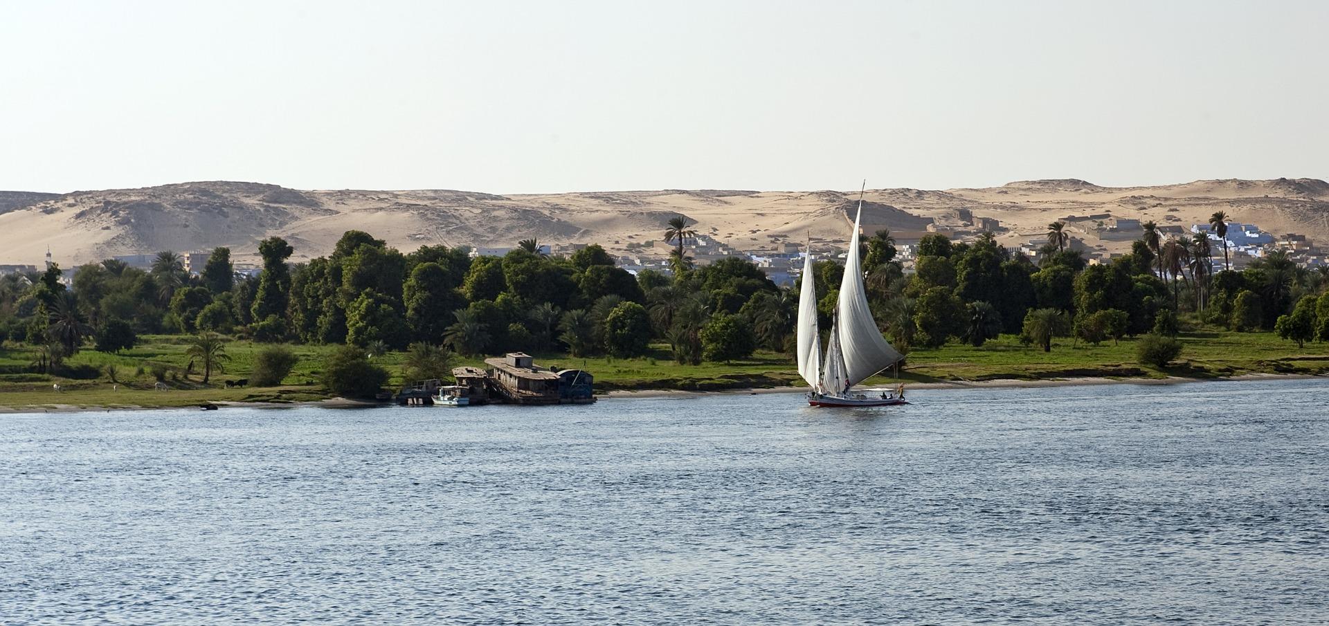 Nilkreuzfahrt Vollpension günstig ab 99,00€ - Ägypten Rundreise als Kreuzfahrt