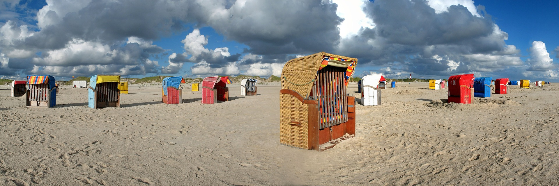 Nordsee Inseln