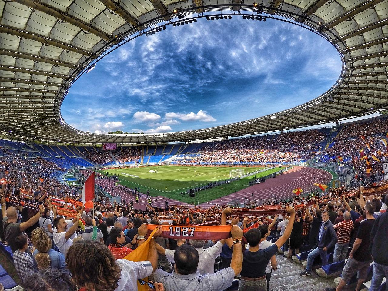 Olympiastadion in Rom das wird ein Städtetrip!