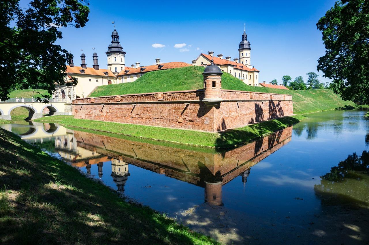 Palast in Minsk