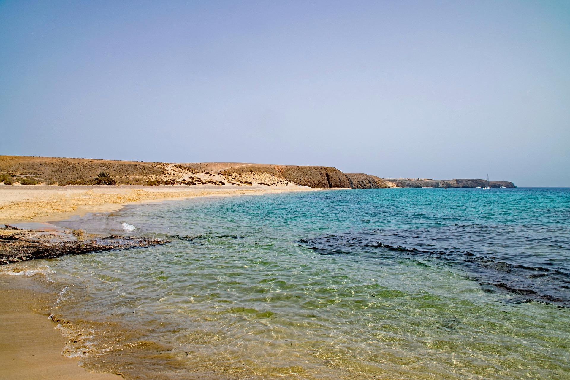 Playa de Murjes auf der Insel