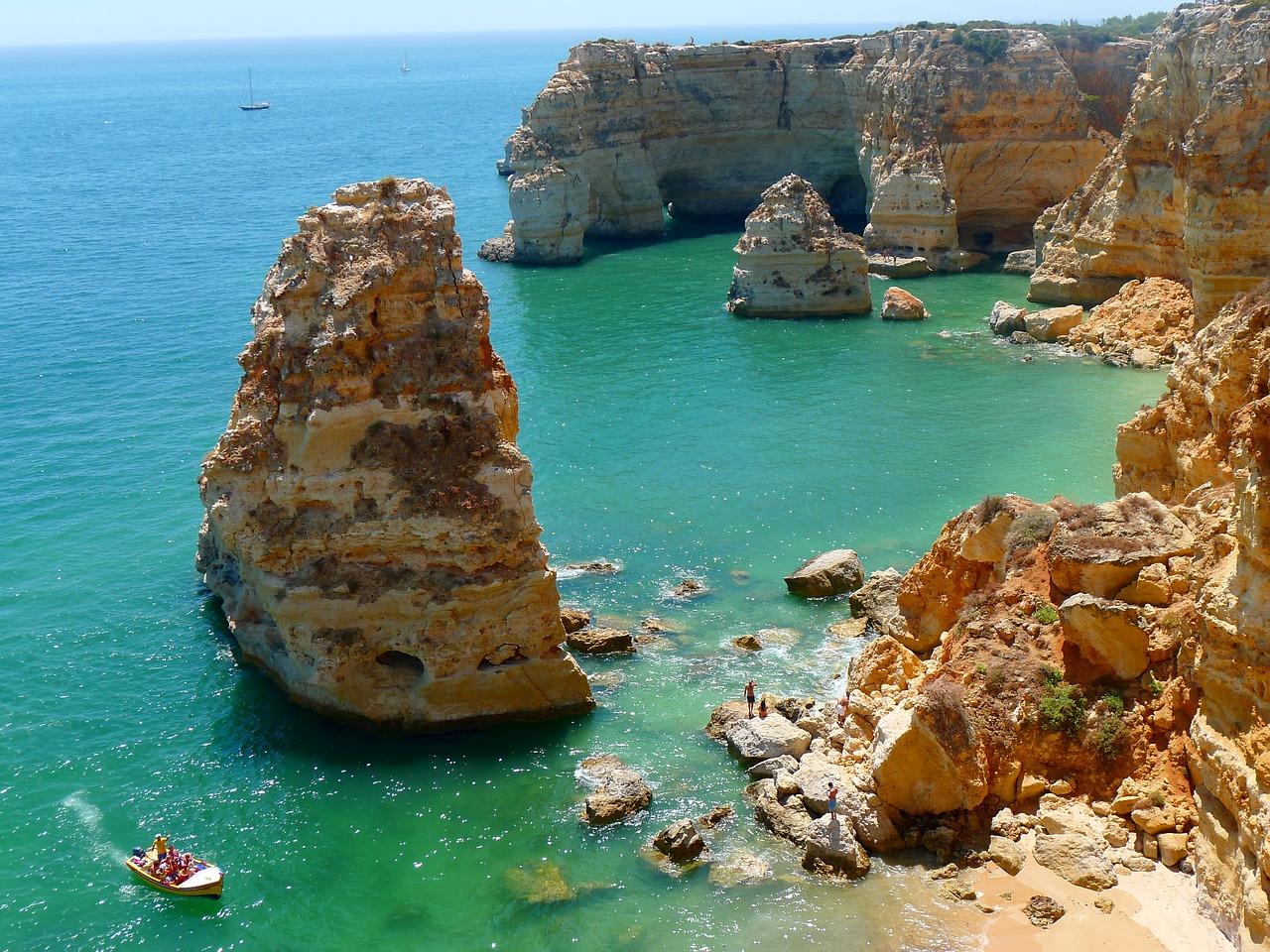 Portugal Flug nach Faro günstig ab 7,36€ Hotels ab 8,00€