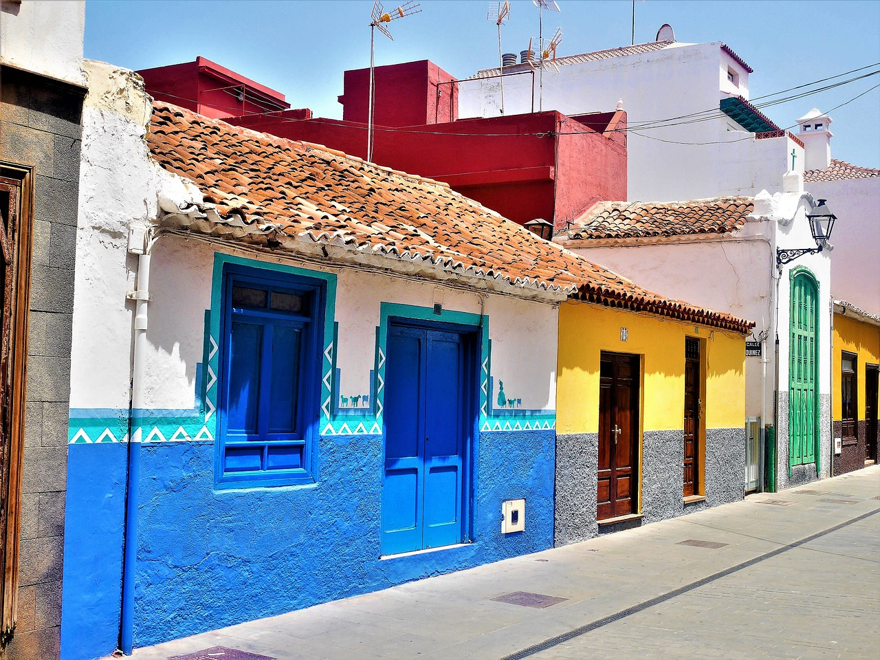 Puerto de la cruz die beliebteste Ecke für Singlereisende