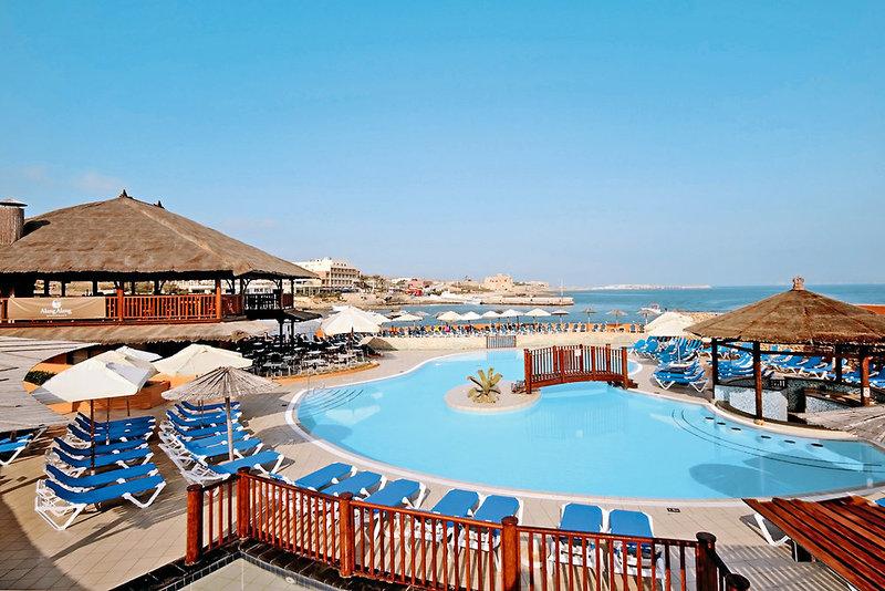 Ramla Bay Resort ein beliebtes Hotel für Erwachsene die alleine Reisen