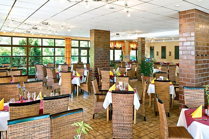 Restaurant der Ferienanlage