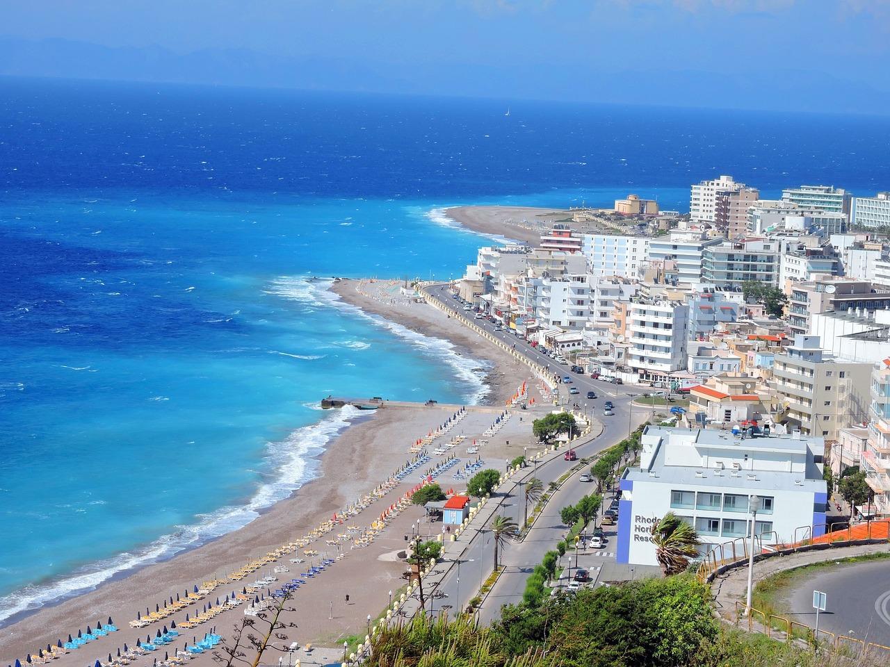 Rhodos Griechenland ein Traumhafter Baderurlaub erwartet dich hier