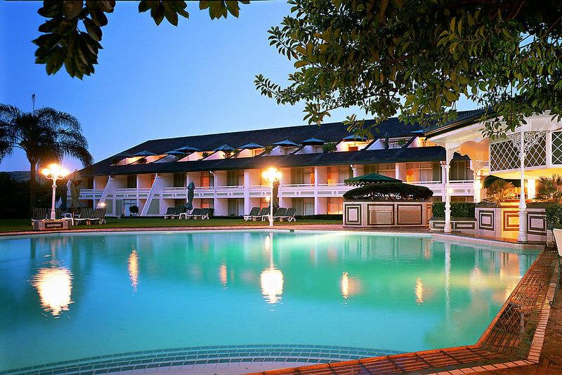 Royal Swazi Spa das luxoriöste Hotel im Land