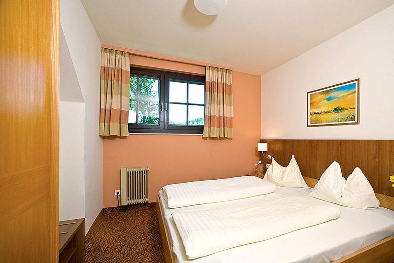 Schlafzimmer im sonnenresort Maltschacher See 4 sterne