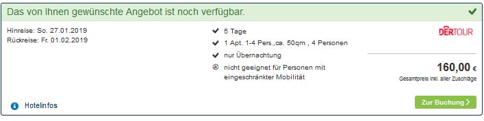 Screenshot Deal Nordseeküste und Friesische Inseln Urlaub in Deutschland ab 8,00€ die Nacht