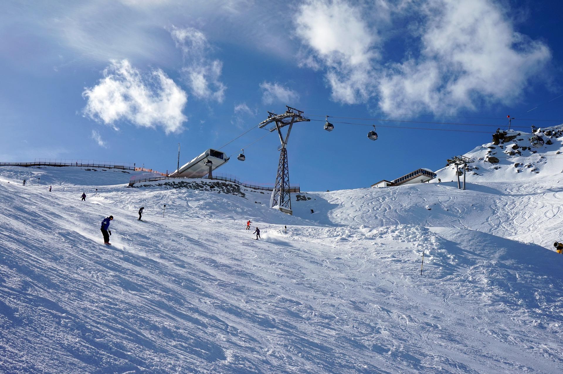 Skigebiete Österreich Top 10 - Sölden