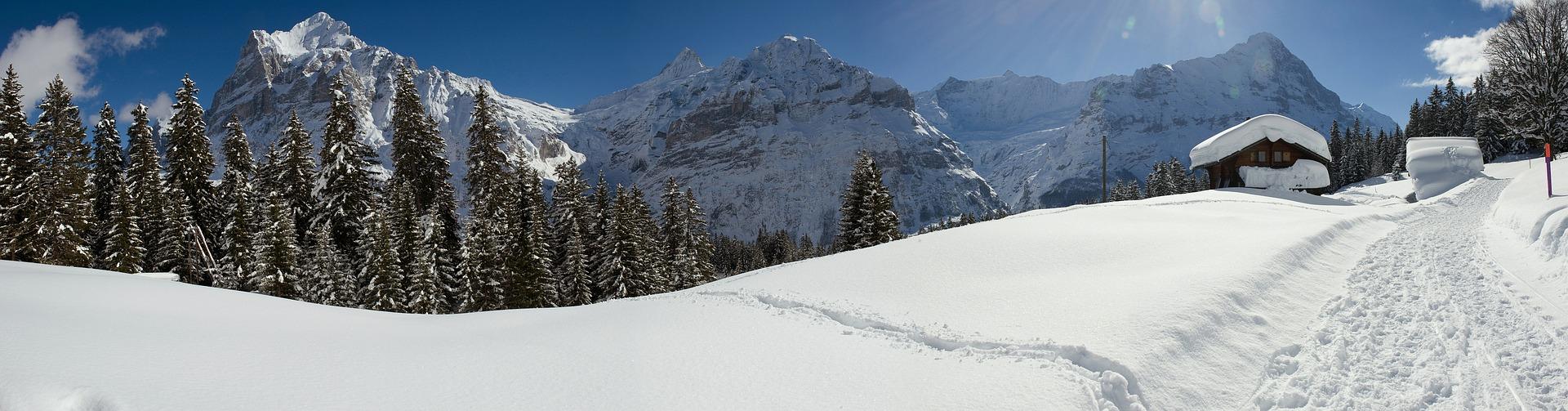 Skigebiete Schweiz Top 14 - für deinen perfekten Skiurlaub