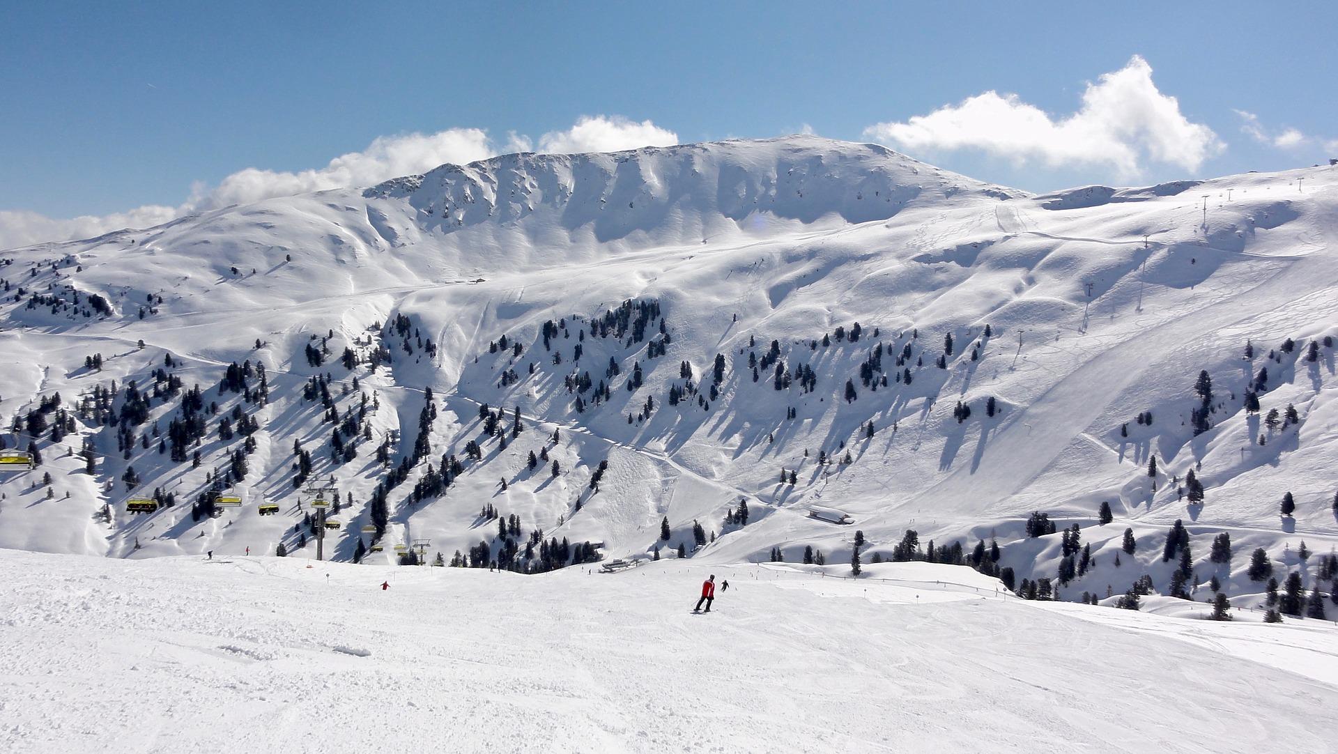 Skiurlaub All Inklusiv an der Piste - Urlaub in Vent Österreich