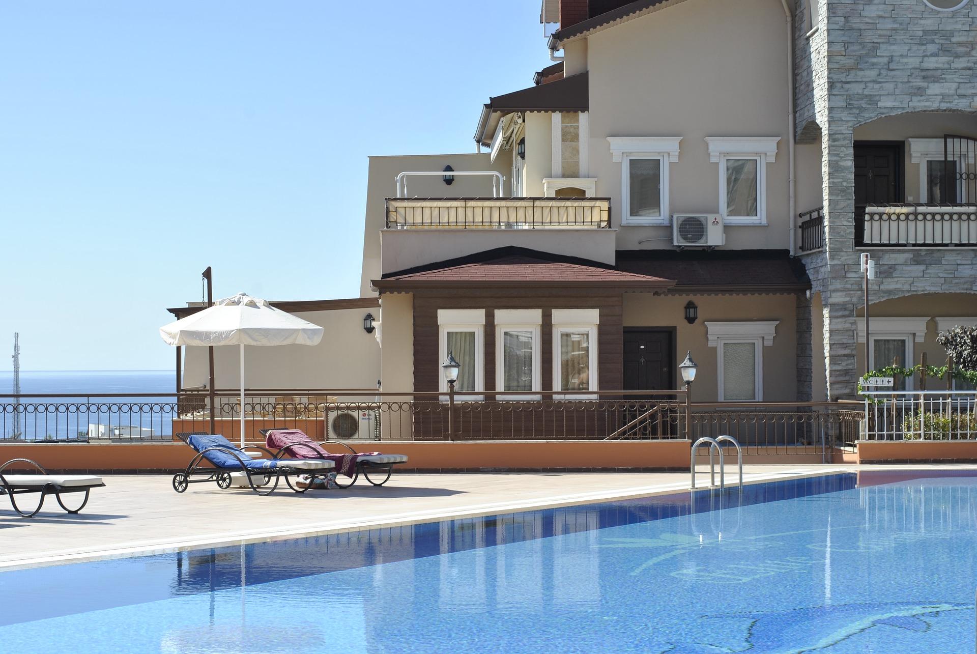 So kann dein Urlaub in der Türkei aussehen, mit direkter Strandlage