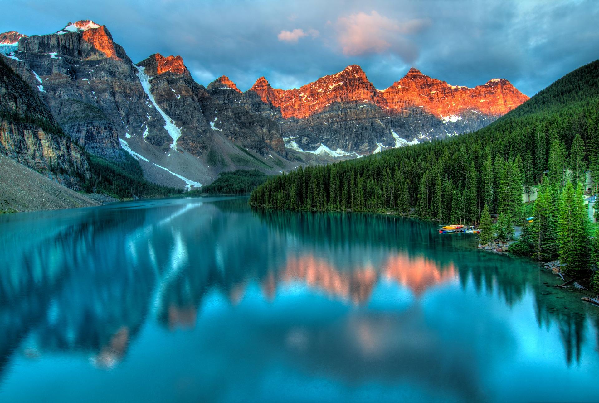 So schön ist Kanada ich kann nur jedem eine Reise hierher empfehlen, ein Land geprägt von Seen & voller unberührter Natur