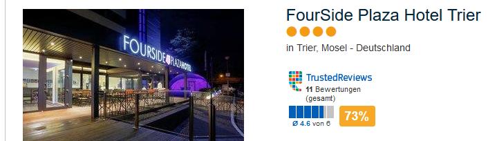 Städtereise nach Trier meine Empfehlung für das Hotel