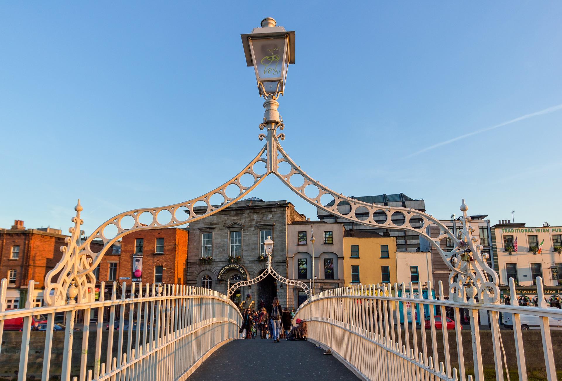 Städtereisen in Irland Dublin 3 Tage Flüge & Hotel ab 35,40€