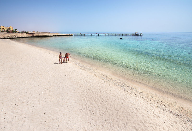 Strand am Concorde Moreen Beach Resort 5 Sterne