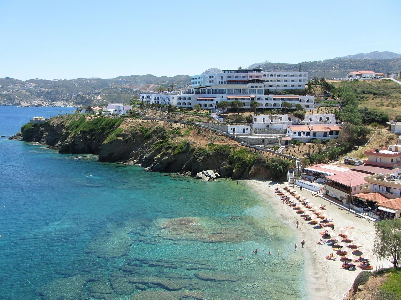 Strand auf Kreta hast du deinen Favorit