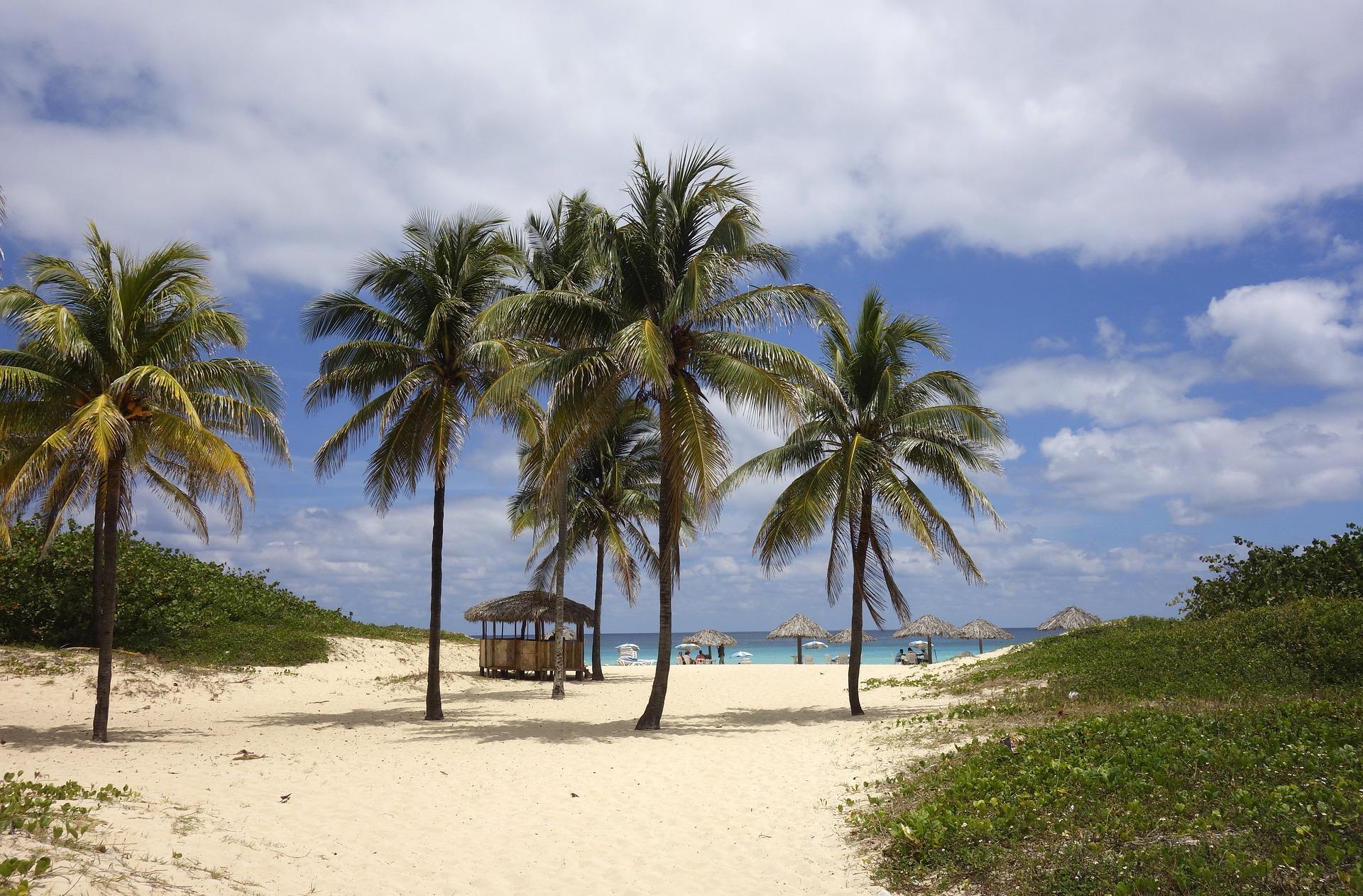 Strandabschnitte am Südatlantik