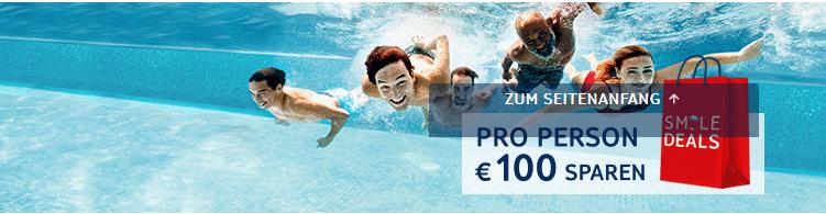 TUI 2019 - 100,00€ pro Person sparen- Screenshot