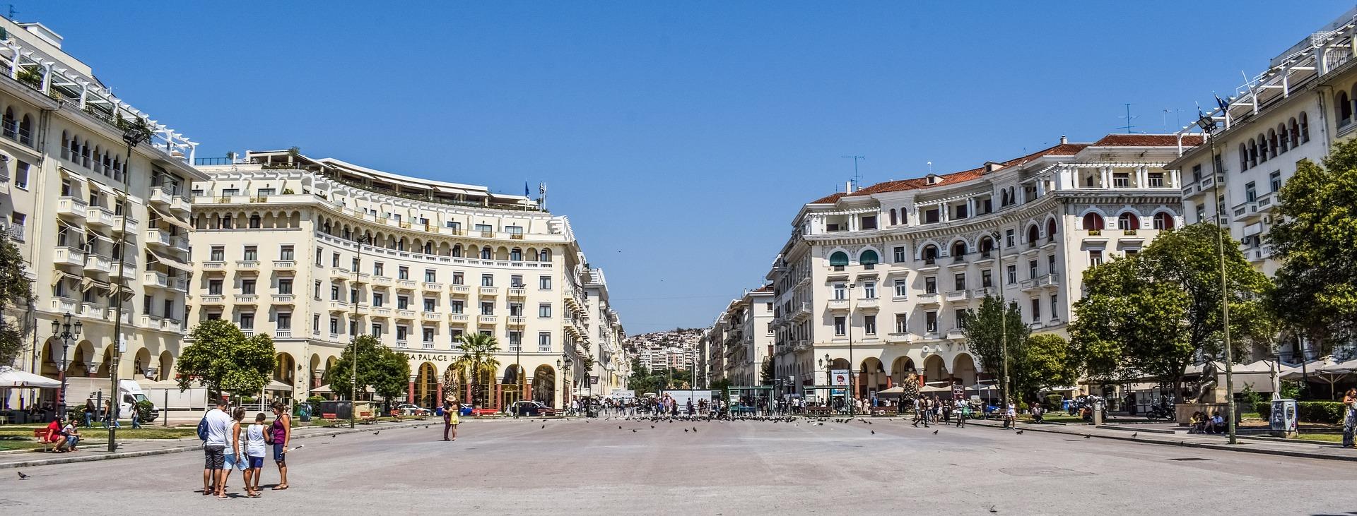 Thessaloniki Urlaub Deals Eine Woche ab 138,98€ günstig buchen