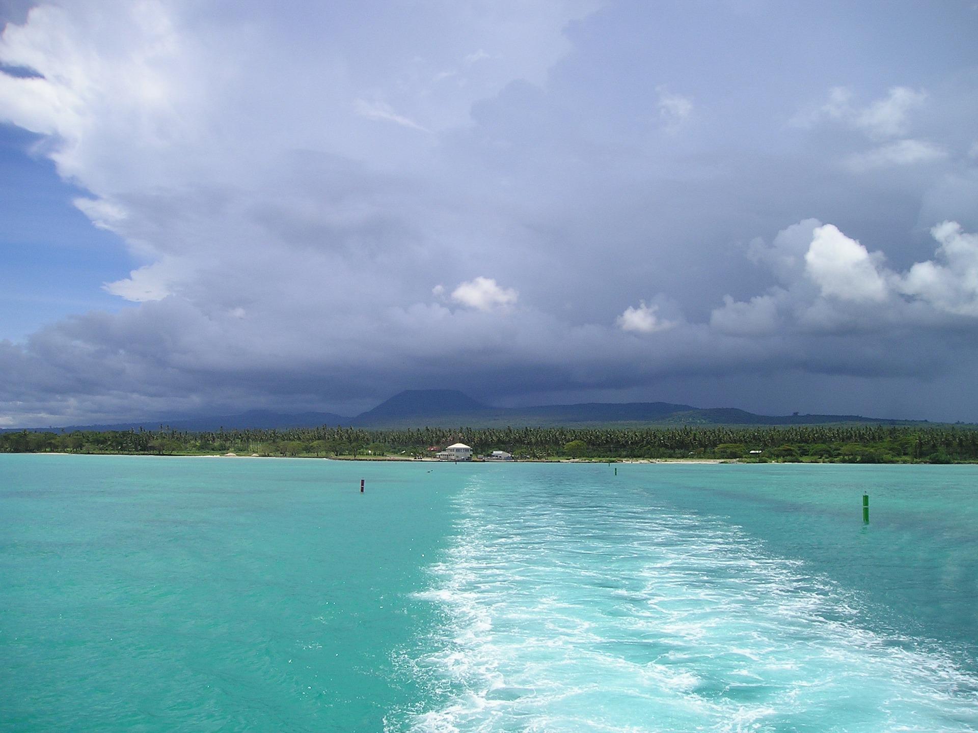 Tonga Urlaub auf der Vulkan Insel in der Südsee Hotel ab 47,00€