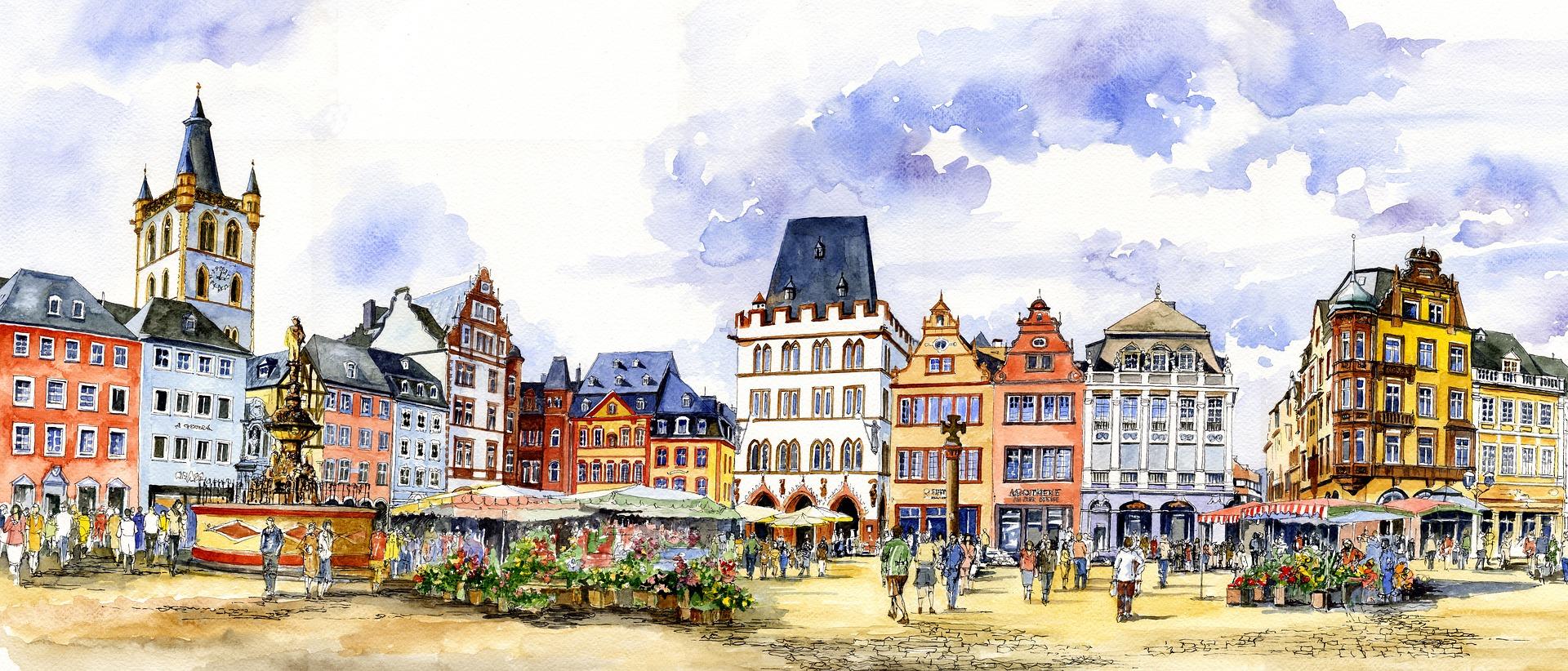 Trier Sehenswürdigkeiten Städtereise planen - Hotel ab 44,00€