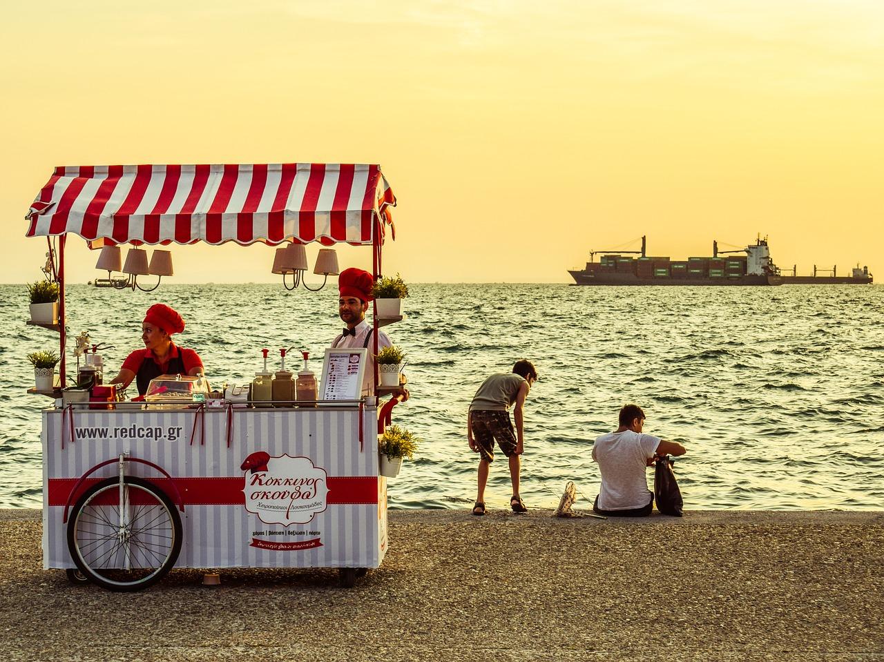 Thessaloniki Urlaub am Strand & in der Altstadt