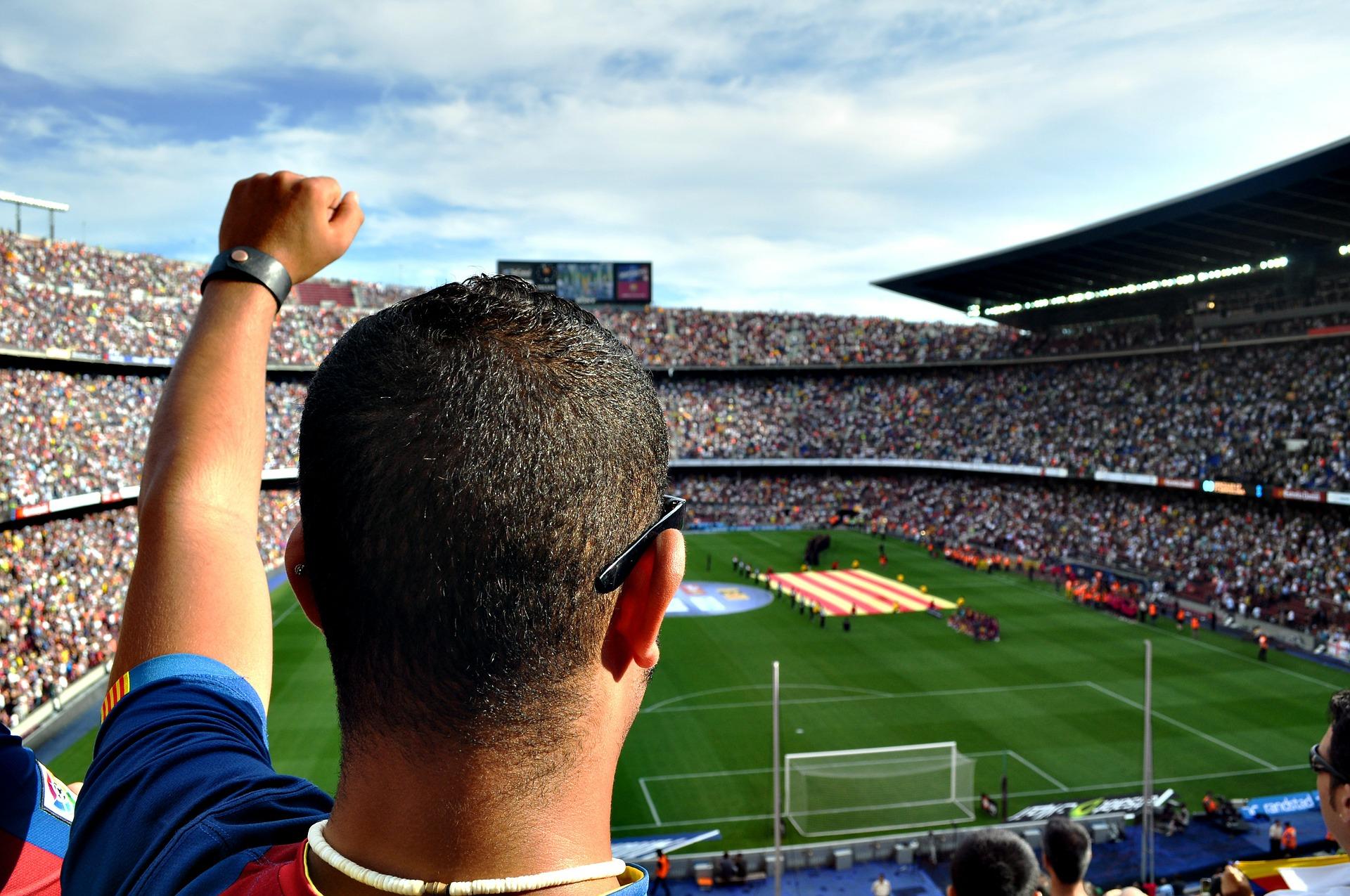 UEFA Tickets bringen dich direkt in das Stadion vom FC Barcelona - Camp Nou