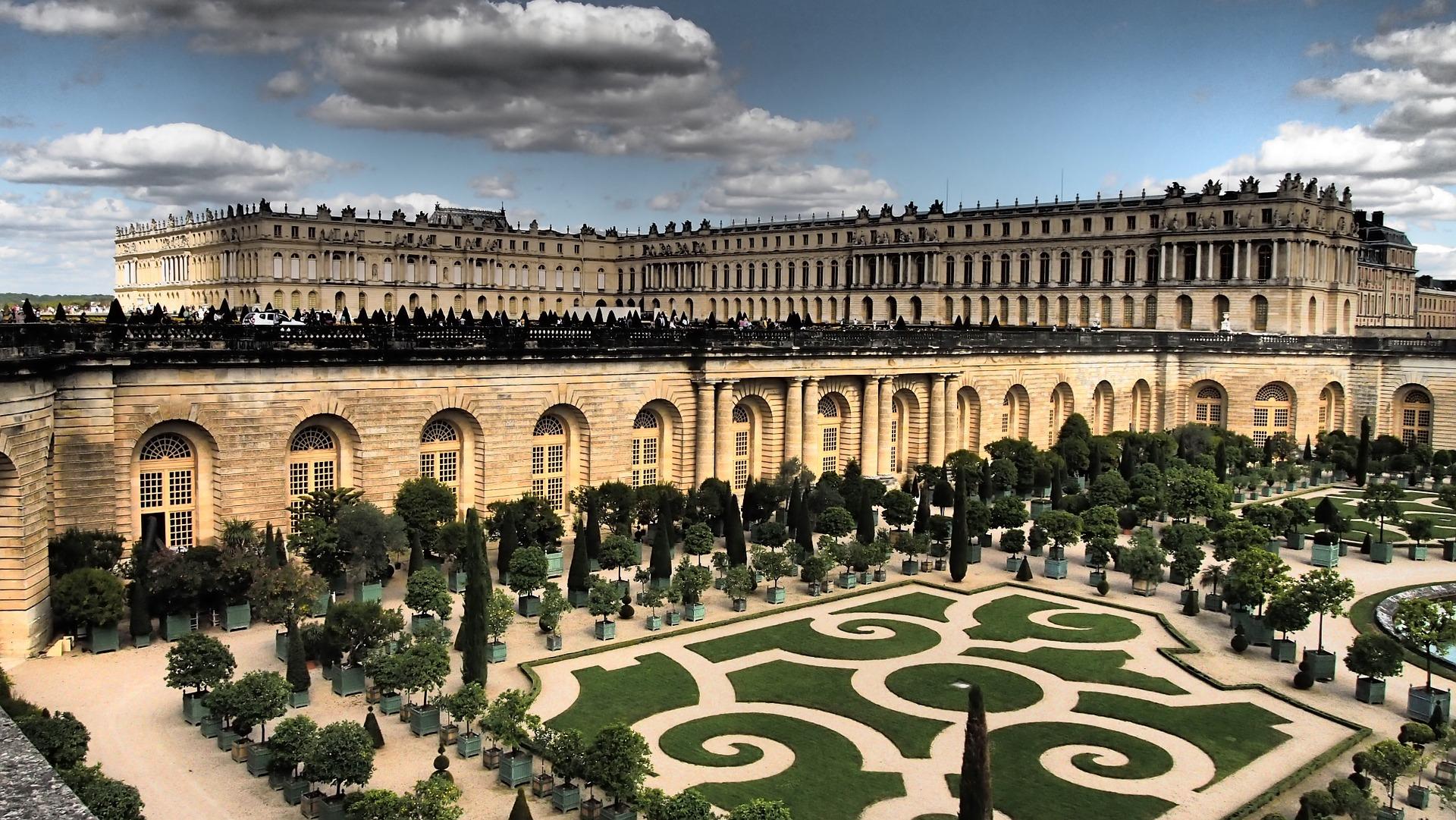 Versailles - hier solltet Ihr aufjedenfal für eure Social Media Accounts ein Selfie schießen