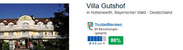 Villa Gustahof im Bayrischen Wald