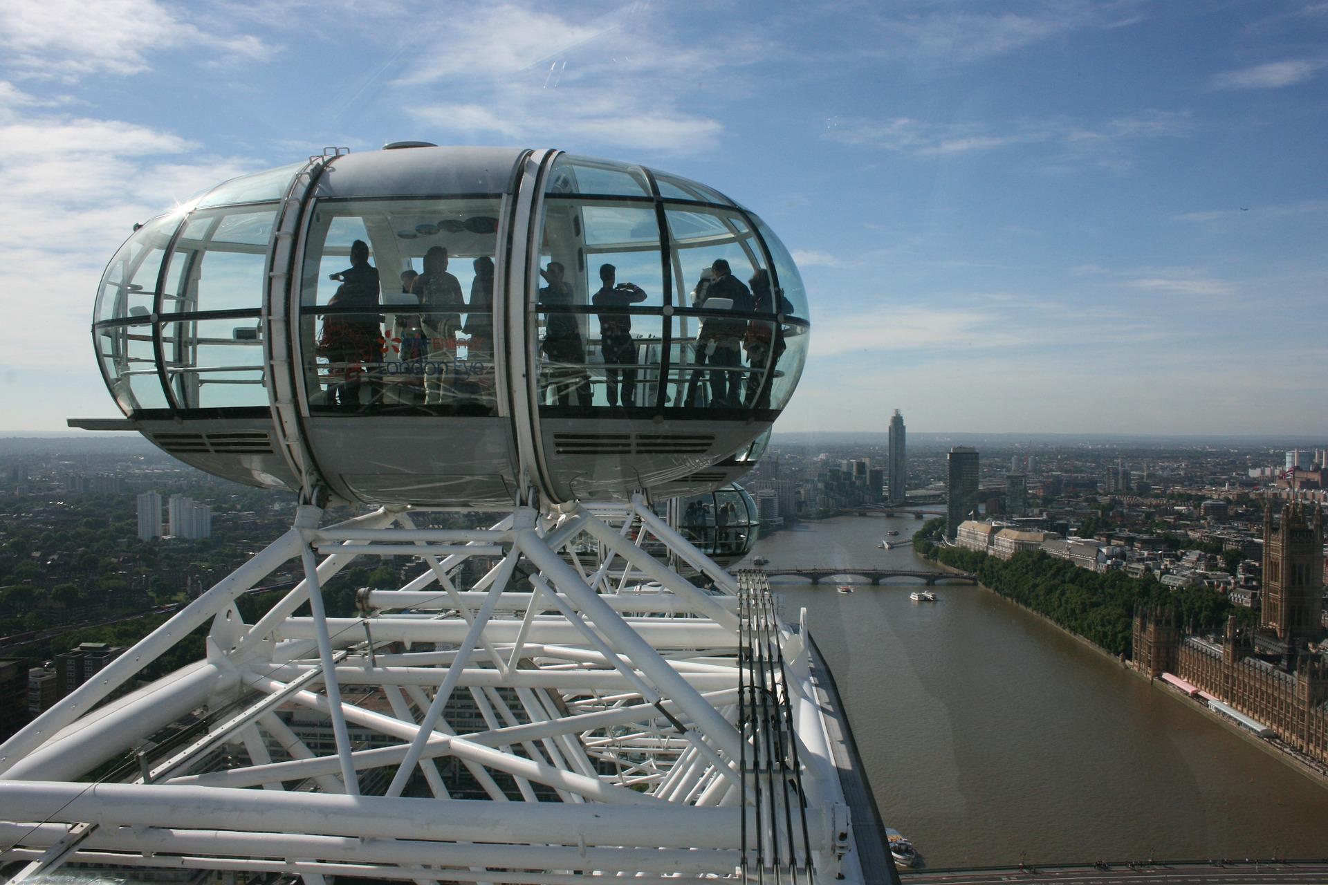 Von Luxemburg nach London- Nacht durch machen ohne Hotel