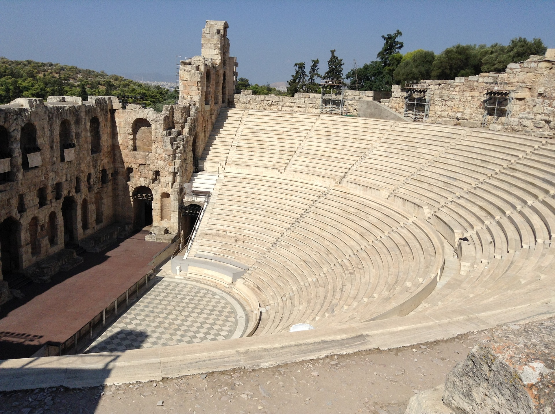 Warst du schonmal im Akropolis Museum