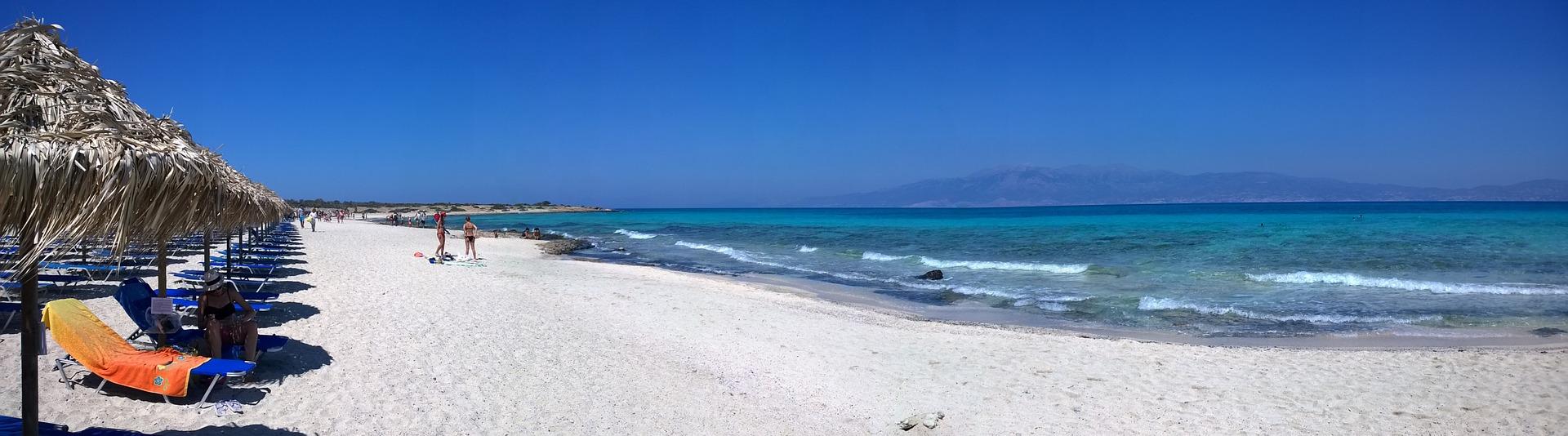 Wo liegt der beste Strand auf Kreta und wo sind schöne Wanderwege