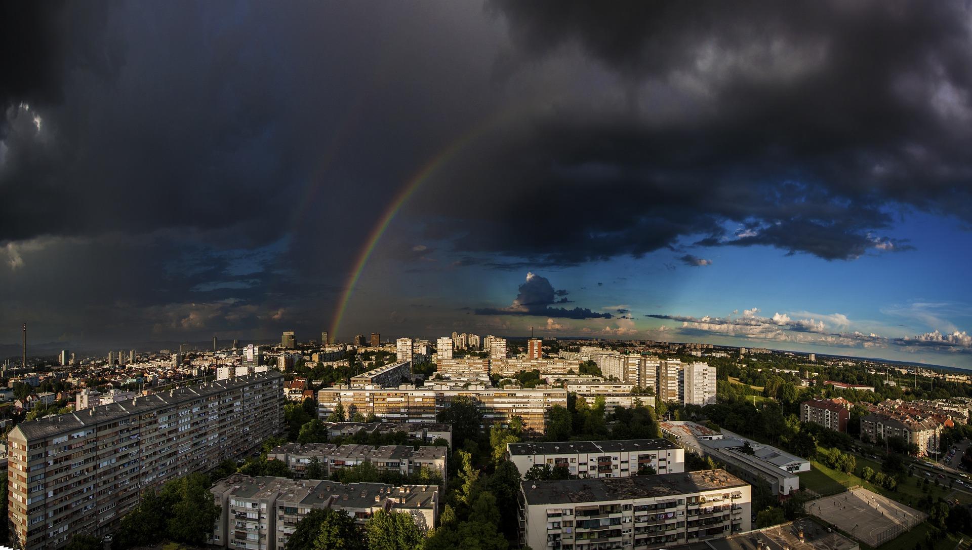 Zagreb das Klima Kroatien spelt verrückt Nummer eins der beliebtesten Orte